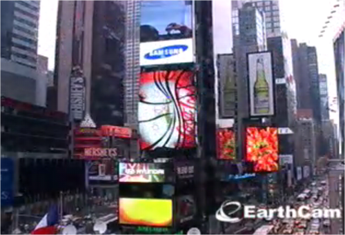 new years lifestream from ny