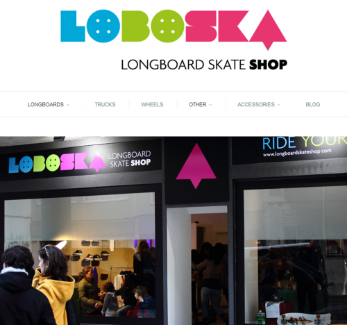 Longboad Skate Shop